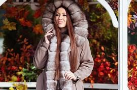 Алена Савкина задумалась о красивой улыбке
