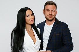 Анна Левченко простила мужу выдуманную измену