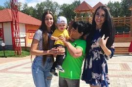 Людмила Яббарова заберет внука с проекта