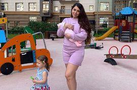 Ольга Рапунцель случайно подтвердила имя дочери