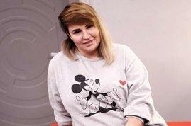 Саша Черно страдает от токсикоза