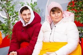 Саша Черно устроила разборки с Иосифом Оганесяном