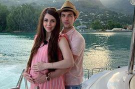 У беременной Ольги Рапунцель пропал живот