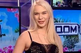 Яна Шевцова Голая